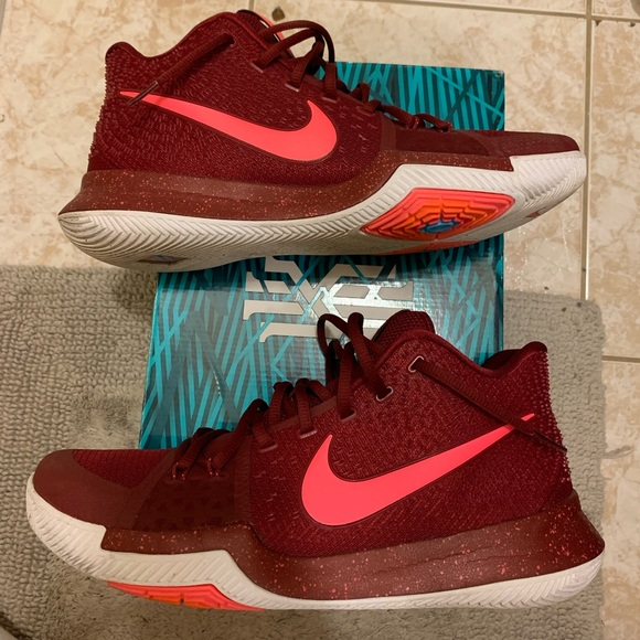 """Nike Other - Kyrie 3 """"Team Red"""""""